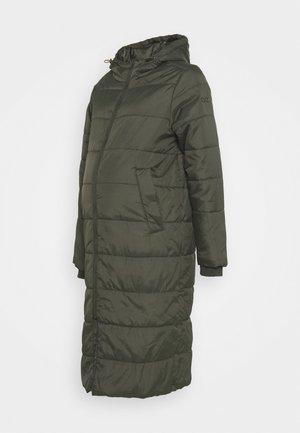 PENELOPE PUFFER MATERNITY - Abrigo de invierno - khaki
