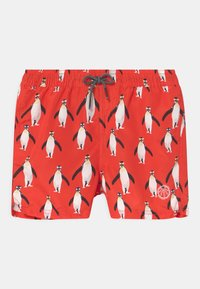 Jack & Jones Junior - JJIBALI JJSWIMSHORTS - Shorts da mare - flame scarlet - 0
