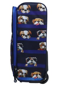 pick & PACK - DOGS - Wheeled suitcase - blue - 2