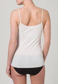 Schiesser - LUXURY - Undershirt - white - 1