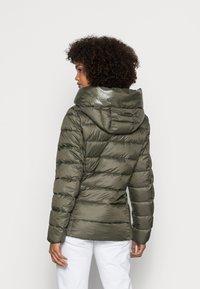 Esprit - PER LL F THINSU - Down jacket - dark khaki - 2