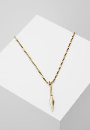 KUNAI UNISEX - Collier - gold-coloured