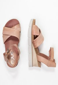 MJUS - Wedge sandals - perla - 3