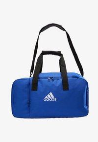 adidas Performance - Sports bag - bold blue/white - 6