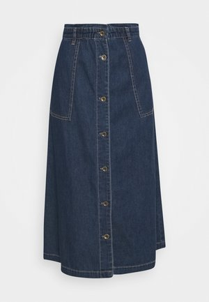 PAOLA SKIRT - A-line skirt - blue wash
