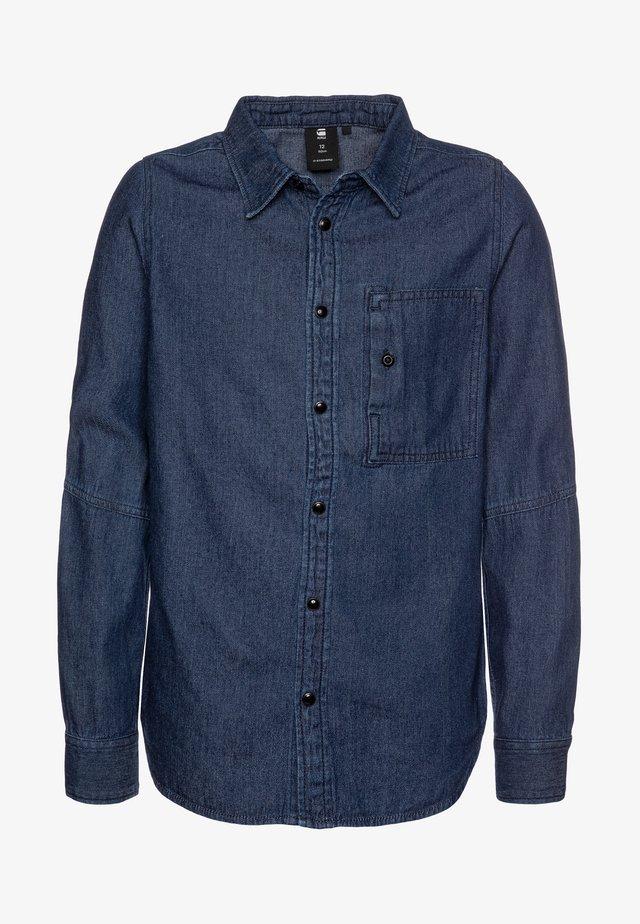 Camisa - blue denim