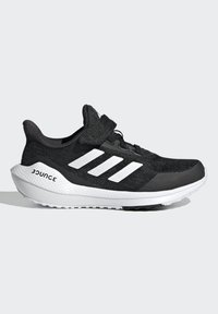 adidas Performance - EQ21 RUN - Neutral running shoes - black/white - 5