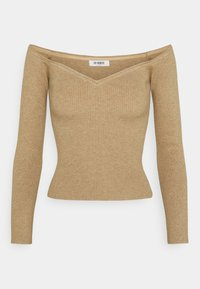 4th & Reckless - CHRISTY - Jumper - beige - 0