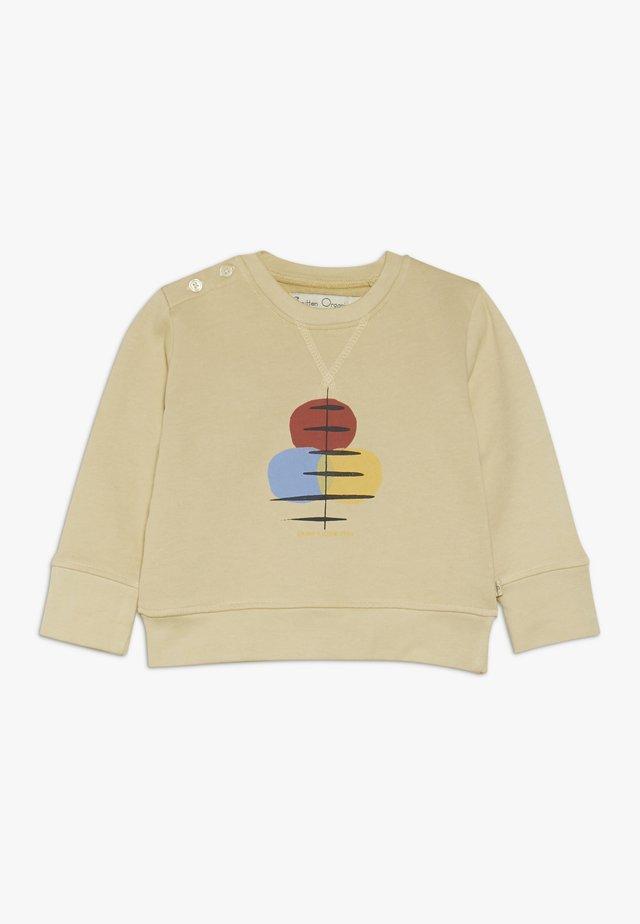PULLOVER BABY  - Sweatshirt - beige