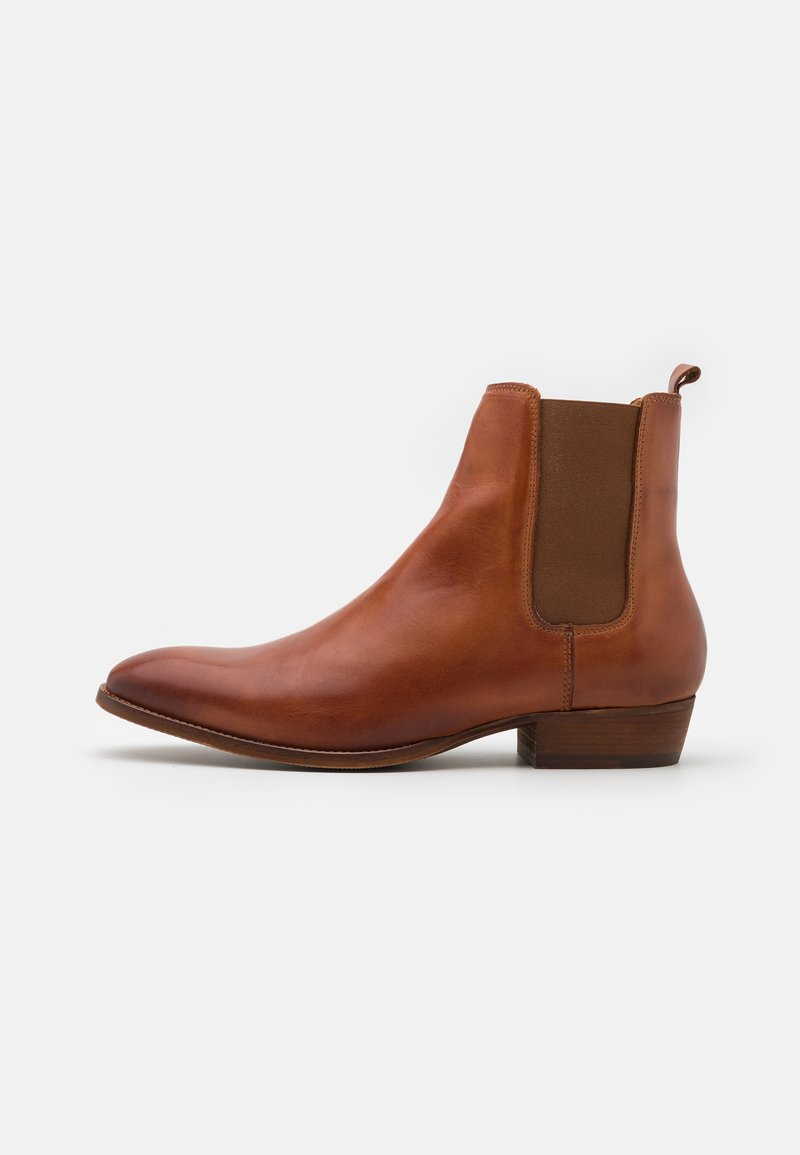 Bianco - BIABECK CHELSEA BOOT - Classic ankle boots - brandy