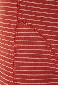 Jack & Jones - JACHAMBORG TRUNKS 3 PACK - Pants - total eclipse/red ochr - 6