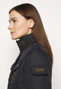 Barbour International - TOURER INTERNATIONAL - Light jacket - navy - 3