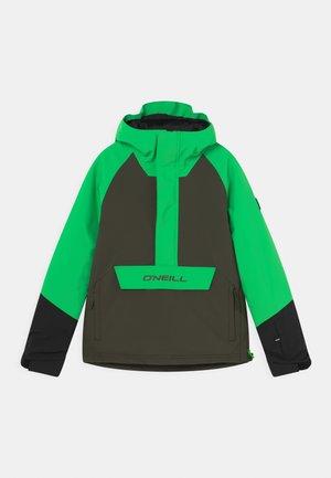 Veste de snowboard - poison green