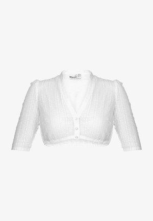 EMMA-LINDA - Button-down blouse - weiß