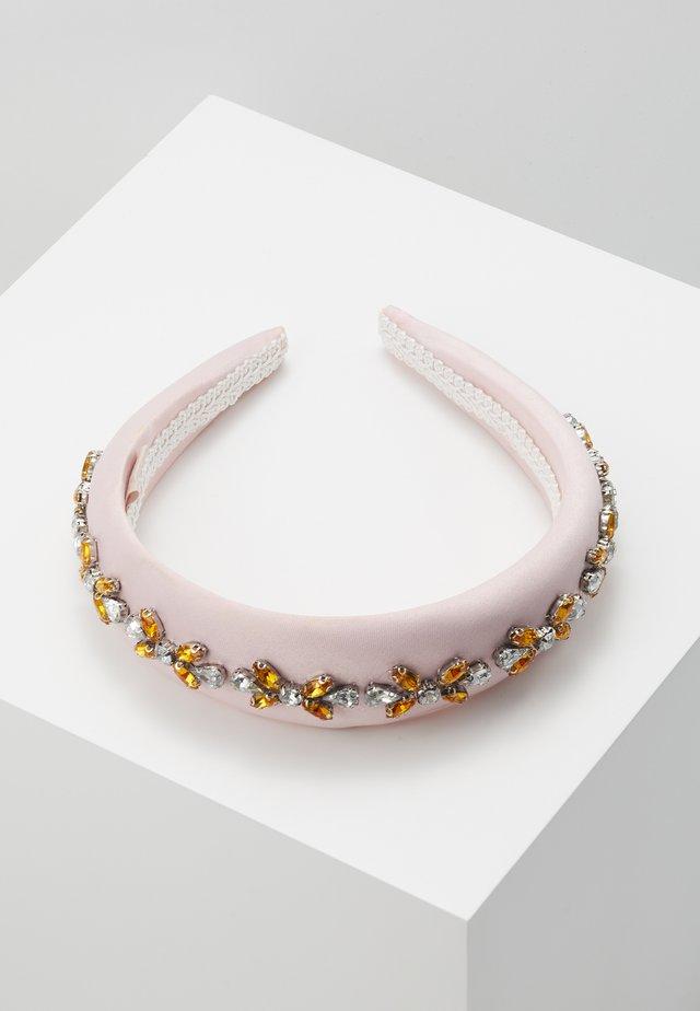 EMBELLISHED APALIS HAIRBRACE - Akcesoria do stylizacji włosów - barely pink
