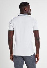 TOM TAILOR - Polo shirt - off white - 1