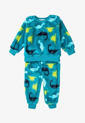 SET - Pyjama - teal/multi coloured