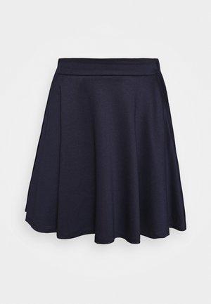 VITINNY FLARED SKIRT - Minifalda - navy blazer