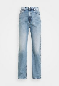Tommy Jeans - JULIE - Straight leg jeans - denim light - 3