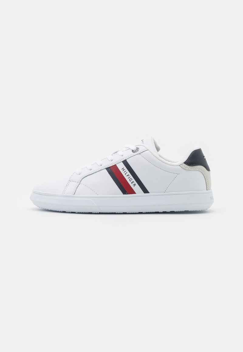 Tommy Hilfiger - ESSENTIAL CUPSOLE - Sneaker low - white