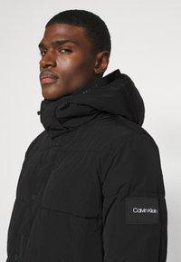 Calvin Klein - CRINKLE  - Zimní bunda - black - 5