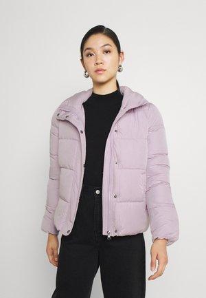 ONLCOOL PUFFER JACKET - Winter jacket - lavender frost