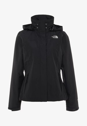 SANGRO JACKET - Hardshellová bunda - tnf black