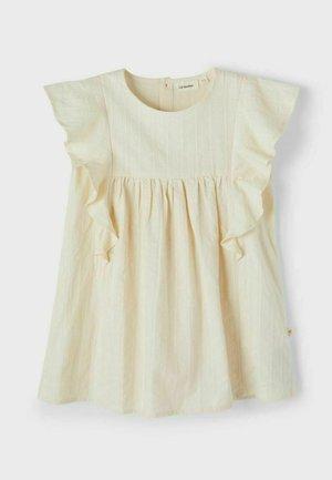 Day dress - turtledove