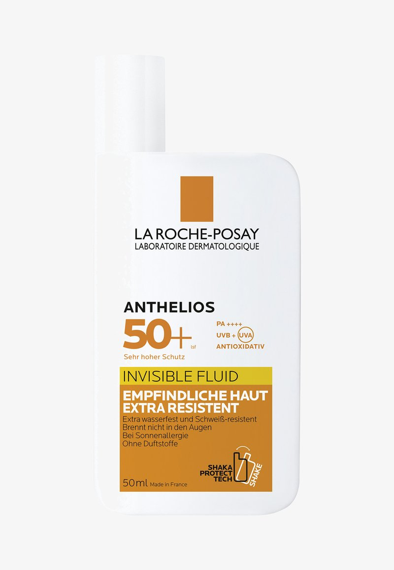 La Roche-Posay - ANTHELIOS INVISIBLE FLUID LSF 50+ - Sun protection - -