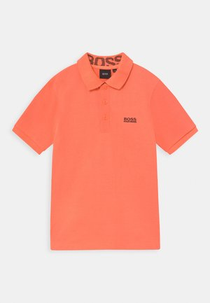 SHORT SLEEVE - Polotričko - orange