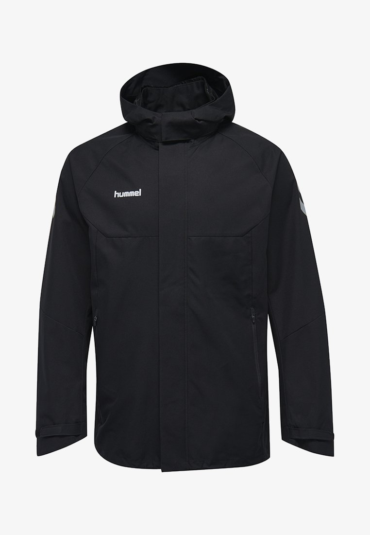 Hummel - Soft shell jacket - black