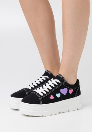 VEGAN  - Sneakers basse - black