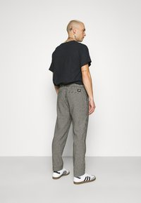 Scotch & Soda - FAVE DYED STRUCTURED PANT JOGGER  - Tracksuit bottoms - combo - 2