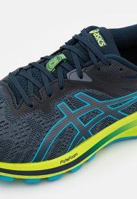 ASICS - GT-1000 10 - Stabilty running shoes - french blue/digital aqua - 5