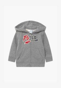 Polo Ralph Lauren - HOOD - Zip-up hoodie - league heather - 0