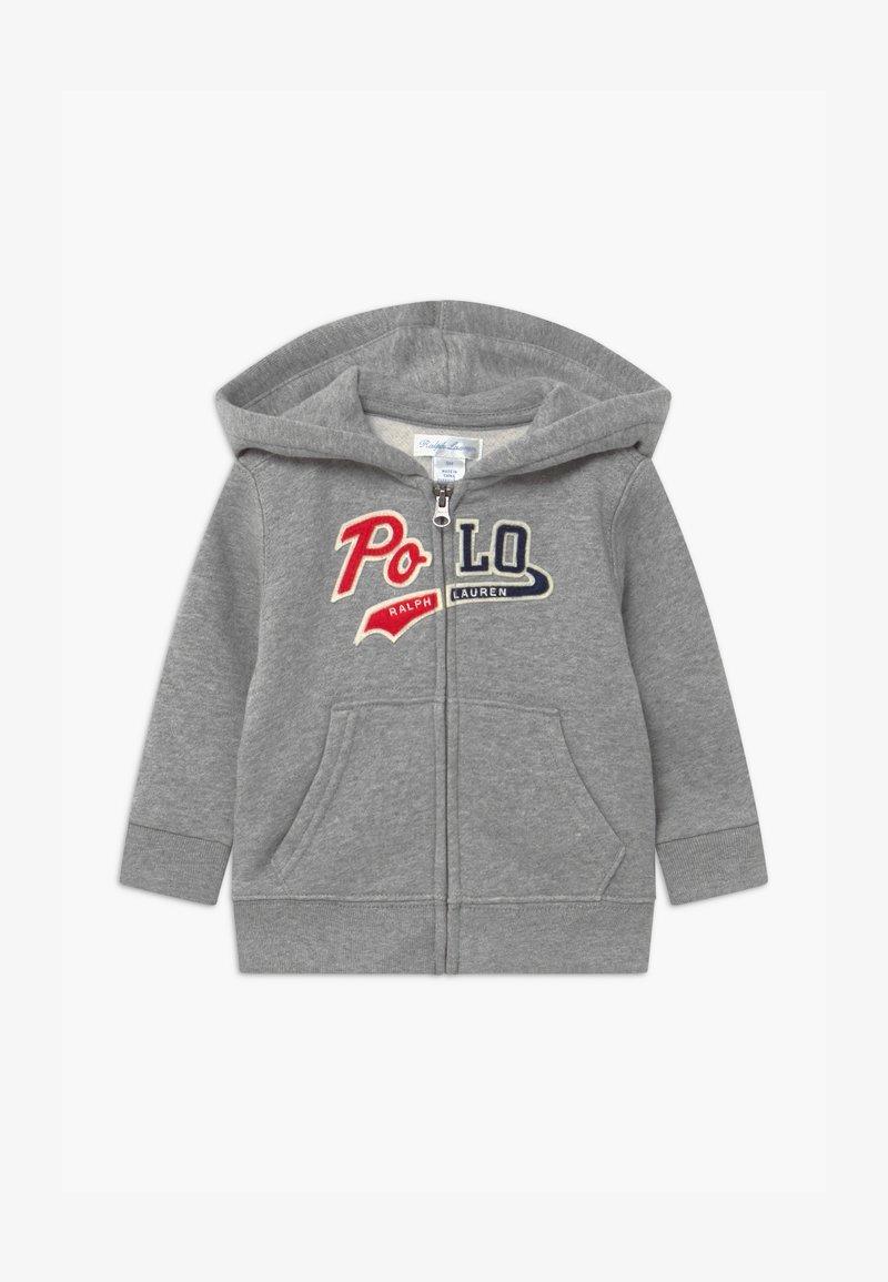 Polo Ralph Lauren - HOOD - Zip-up hoodie - league heather