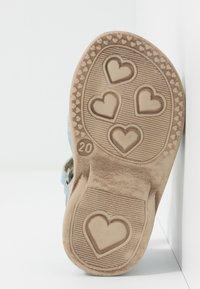 Froddo - CARLINA MEDIUM FIT - Baby shoes - light blue - 5