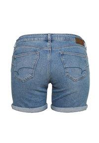 Mavi - PIXIE - Denim shorts - mid brush milan - 1