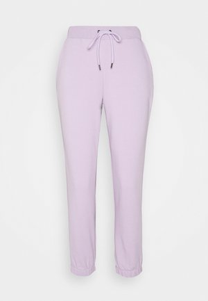 Tracksuit bottoms - orchid bloom