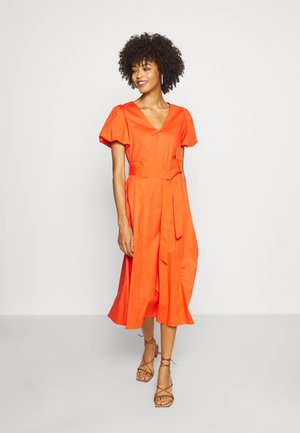 POPPY  - Day dress - orangeade