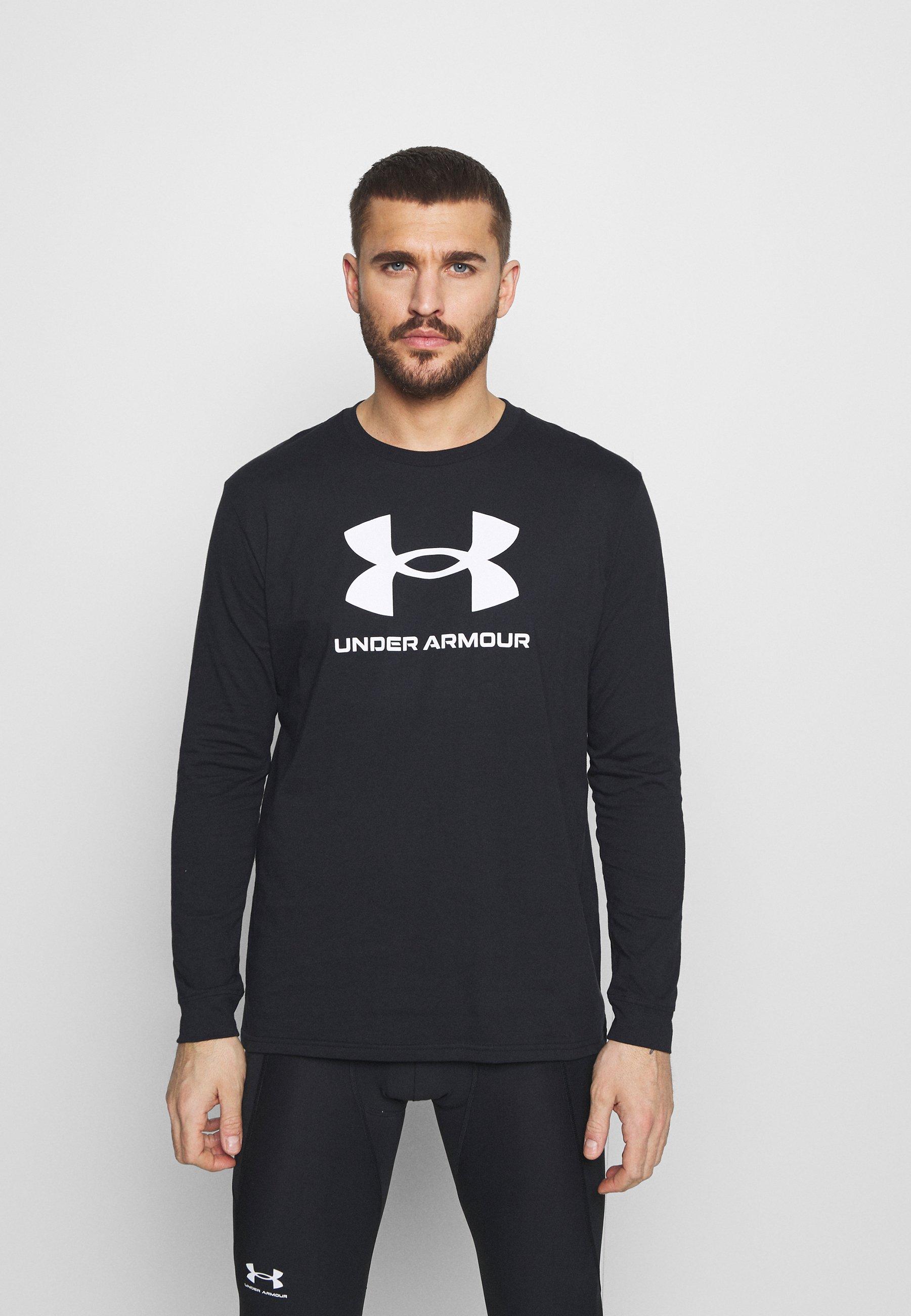 Men SPORTSTYLE LOGO - Long sleeved top