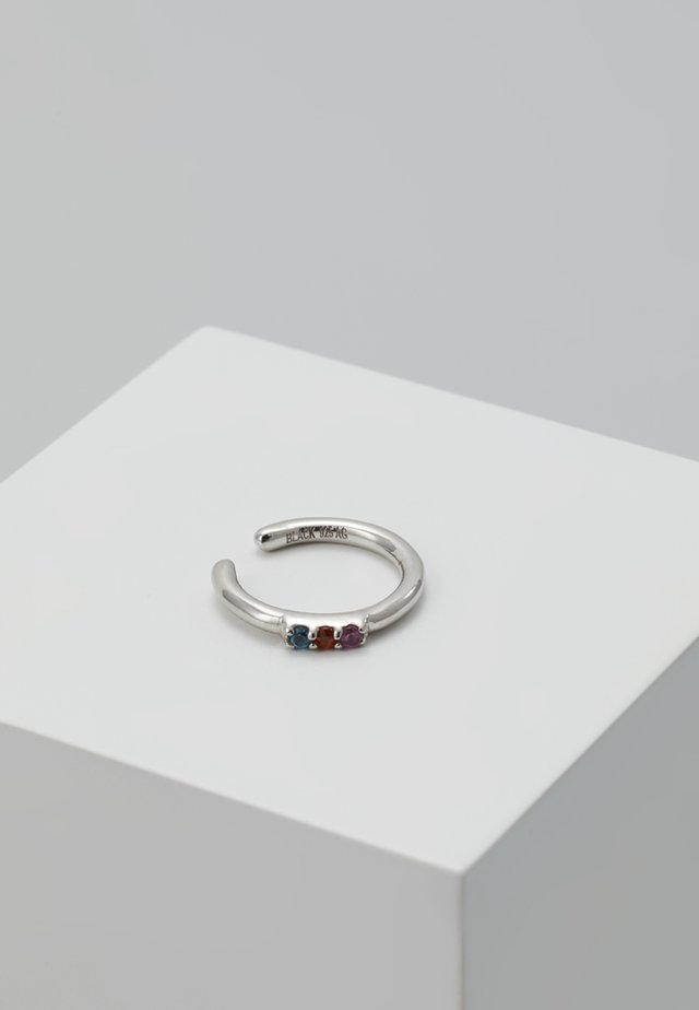 EDISON EARCUFF - Kolczyki - silver