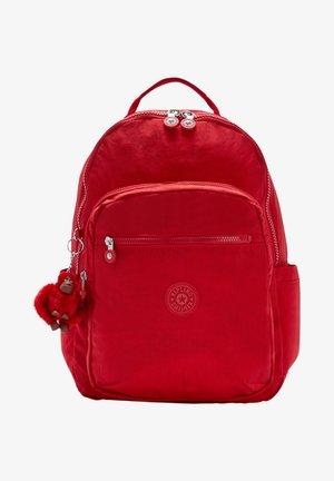 BACK TO SCHOOL SEOUL LAPTOPFACH - Rugzak - cherry tonal