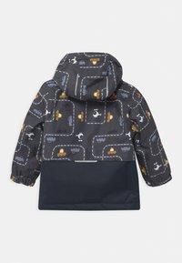 Name it - NMMSNOW CAR - Winter jacket - dark sapphire - 2