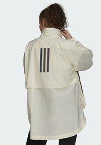 adidas Performance - GIACCA MYSHELTER PARLEY - Windbreaker - white - 2
