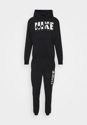 SUIT - Training jacket - black