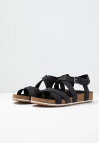 Timberland - MALIBU WAVES ANKLE - Sandály - black - 4