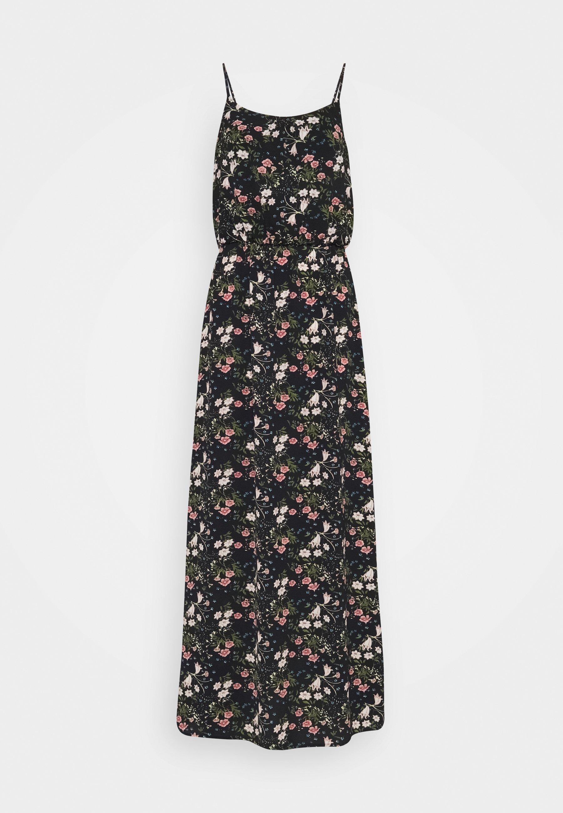 Donna ONLNOVA LUX STRAP MAXI DRESS - Vestito lungo