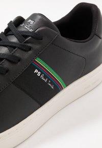 PS Paul Smith - REX - Sneakersy niskie - black - 6