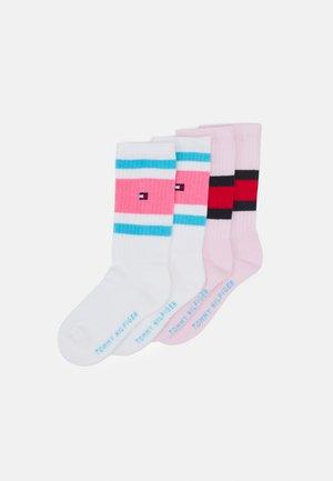 KIDS FLAG 4 PACK UNISEX - Socks - pink combo